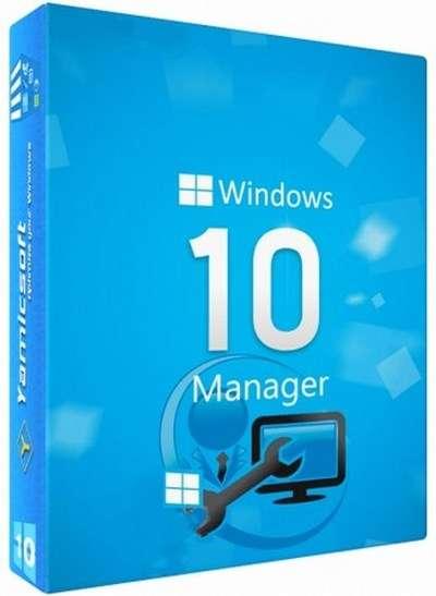 Yamicsoft Windows 10 Manager 2.1.1 Full (Keygen)