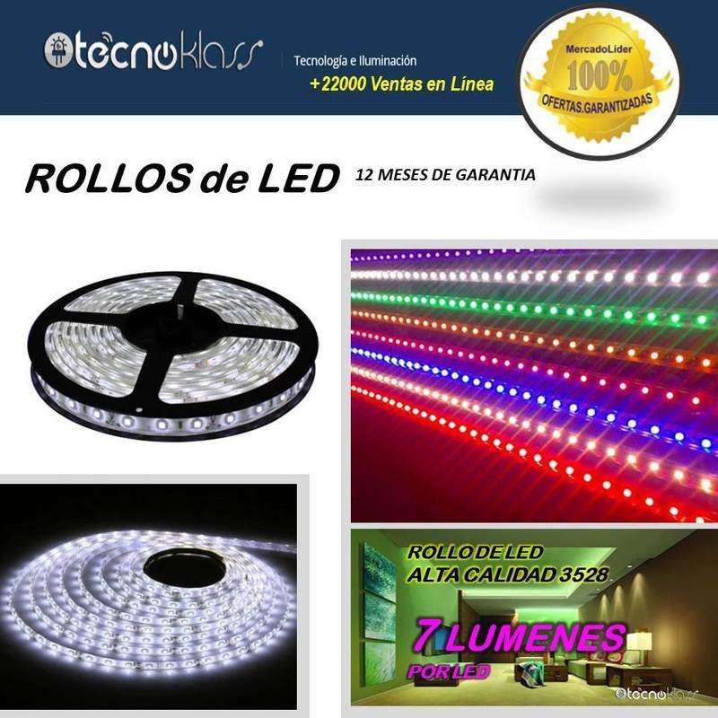 Mayoreo 5 tiras led rollos led luces led anuncios autos - Tiras luces led ...