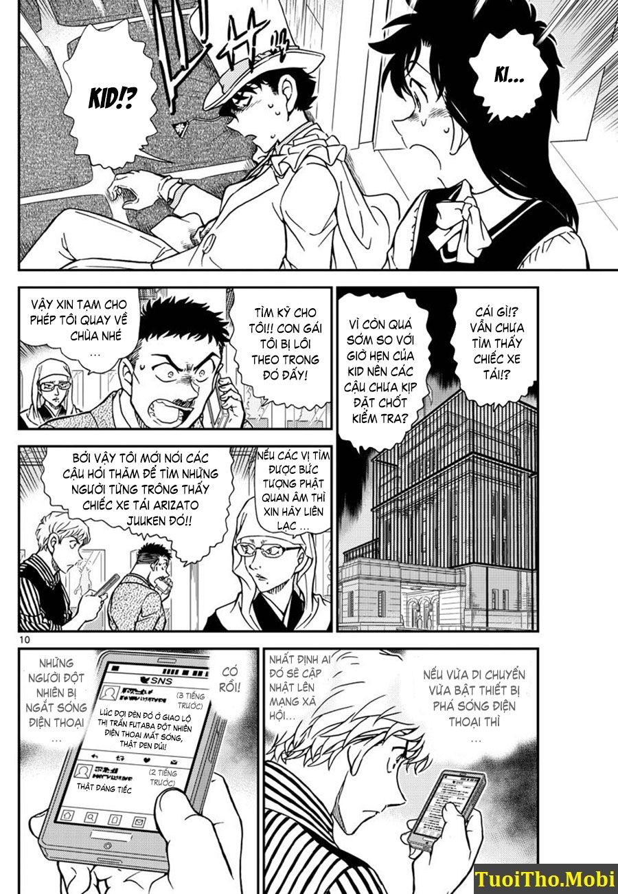 đọc truyện Magic Kaito chap 35 trang 9