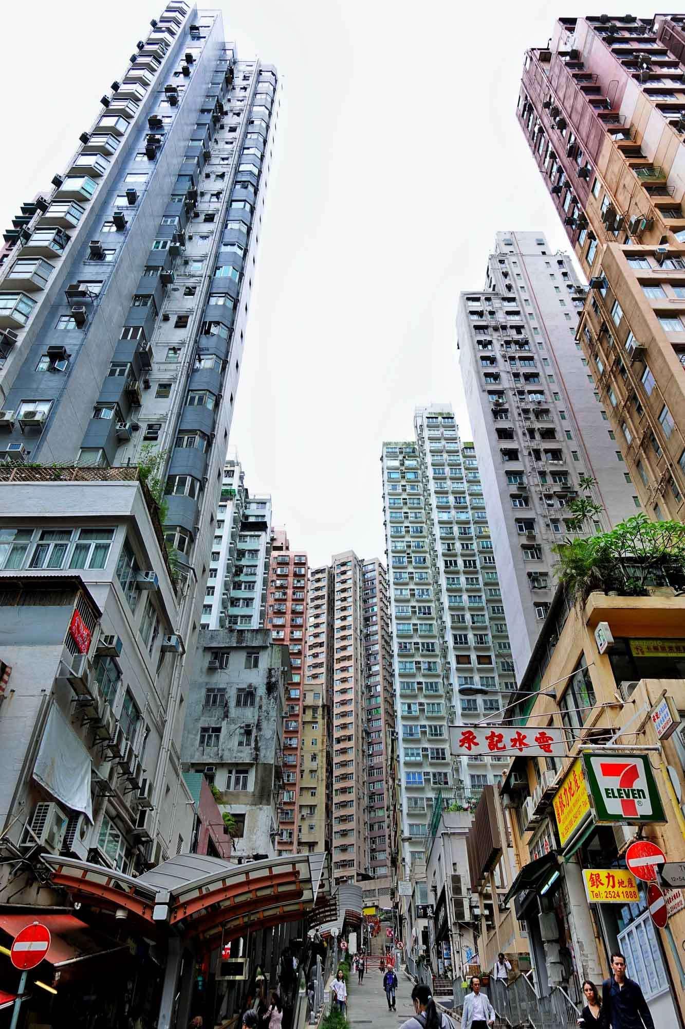 Sai Ying Pun, Hong Kong Street Photography