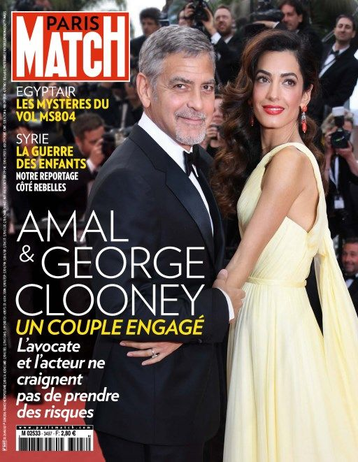 Paris Match 3497 - 26 Mai au 1 Juin 2016