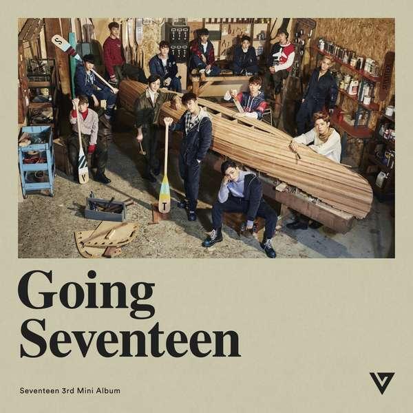 Seventeen - Going Seventeen (Full 3rd Mini Album) K2Ost free mp3 download korean song kpop kdrama ost lyric 320 kbps