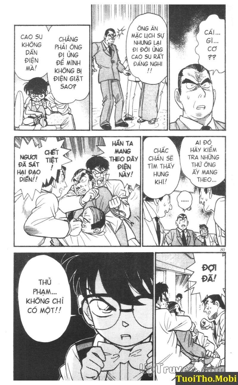 đọc truyện Conan bộ đặc biệt chap 4 trang 15