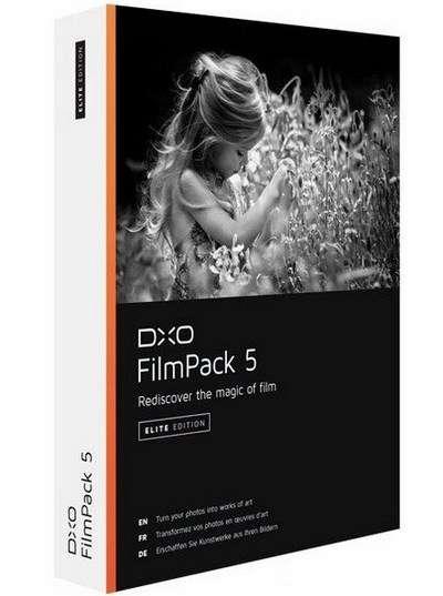 DxO FilmPack Elite 5.5.13 Build 559 (x64) Multilingual-Patch