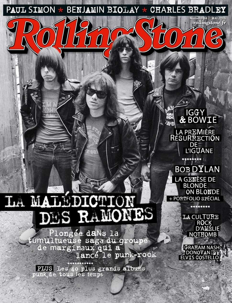 Rolling Stone 84 - Mai 2016