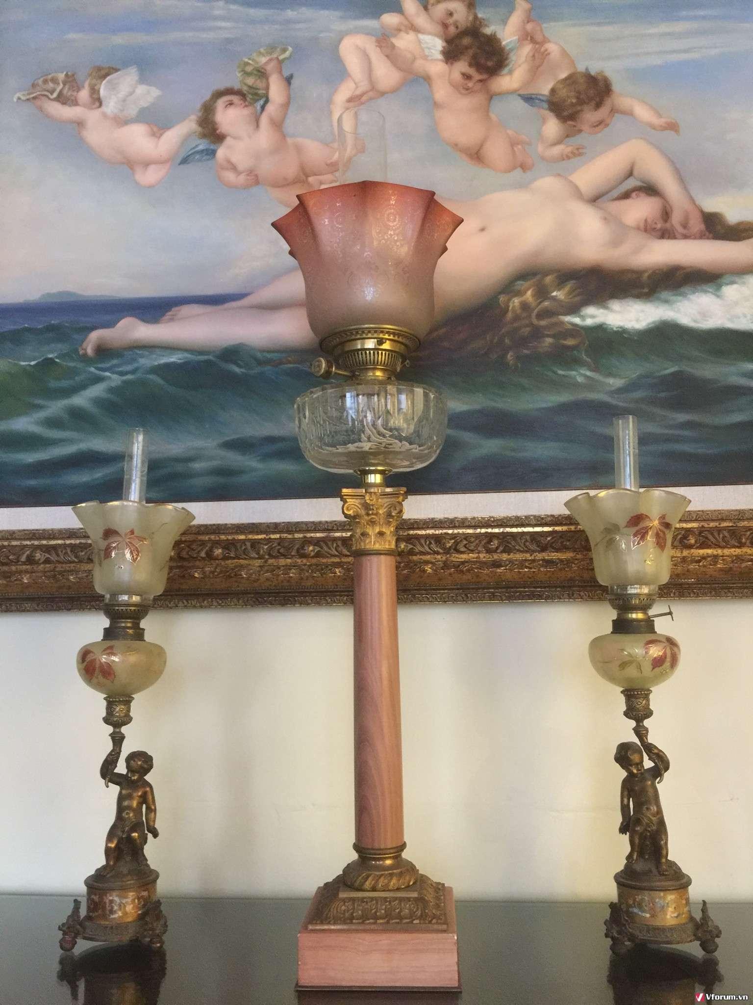 Cây đèn Pháp huyền thoại