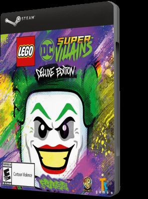 [PC] LEGO DC Super-Villains (2018) - FULL ITA