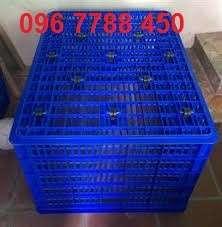 www.123raovat.com: Rổ nhựa 5 bánh xe, rổ nhựa 78x50x43cm, rổ nhựa may mặc