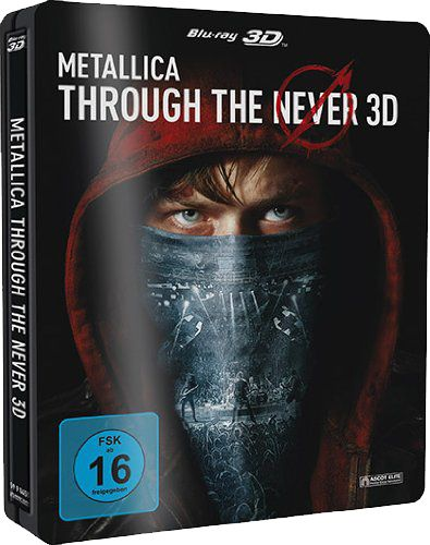 Metallica Through the Never (2013) Full HD 1080p Untoched ENG DTS-HD + AC3 - DDNCrew