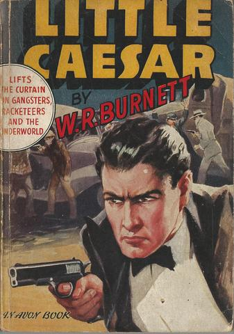 Little Caesar, Burnett, W. R.