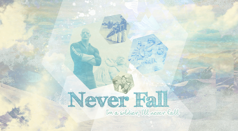 We Will Never Fall