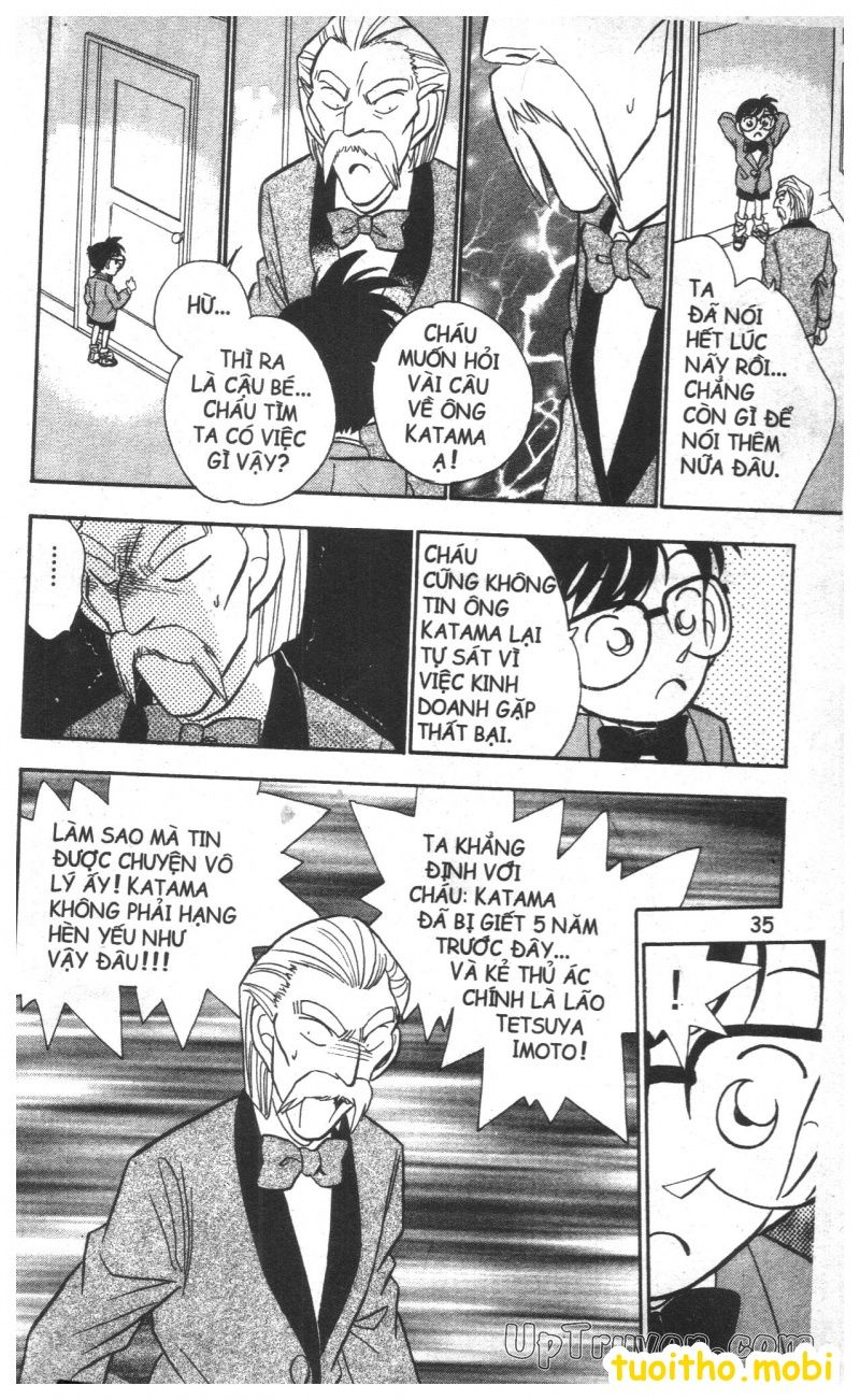 đọc truyện Conan bộ đặc biệt chap 19 trang 14