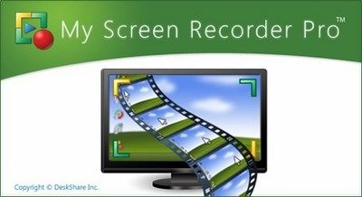 Deskshare My Screen Recorder Pro 5.0 + Patch