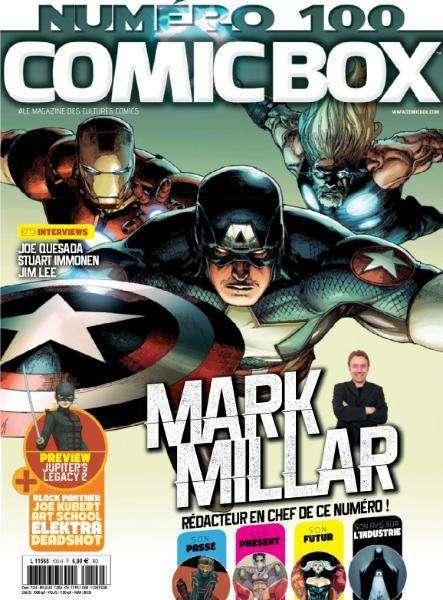 Comic Box - Mai-Juin 2016