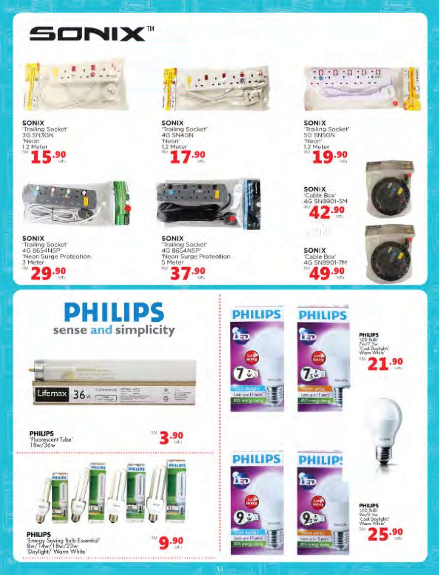 Mydin Catalogue(22 September – 9 October 2016)