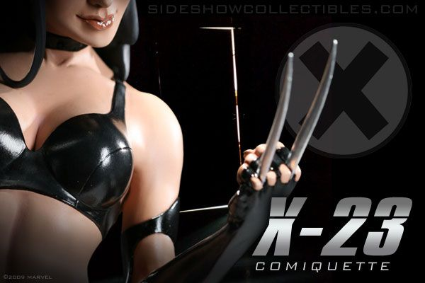 X-23 Comiquette