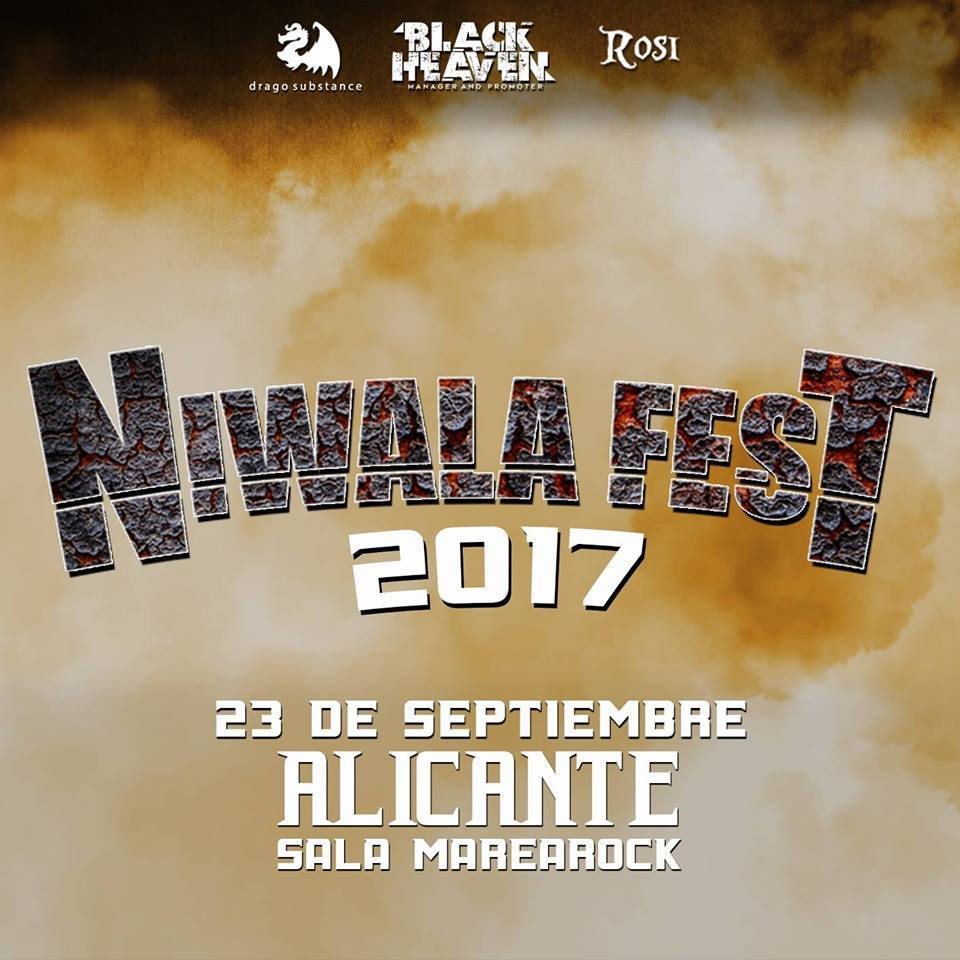 Niwala Fest - cartel