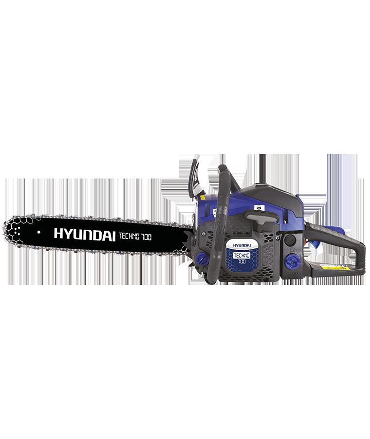 Motosierra Hyundai a Gasolina  TECHNO Agricultura 50cc 20&am
