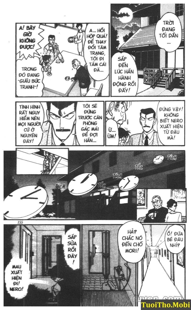 đọc truyện Conan bộ đặc biệt chap 8 trang 12