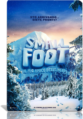 Smallfoot - Il Mio Amico Delle Nevi (2018).avi MD MP3 DVDRip - iTA