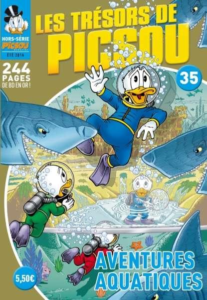 Picsou Magazine Hors-Série 35 – été 2016