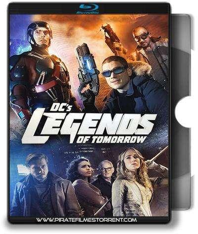 DC's Legends of Tomorrow 1ª Temporada