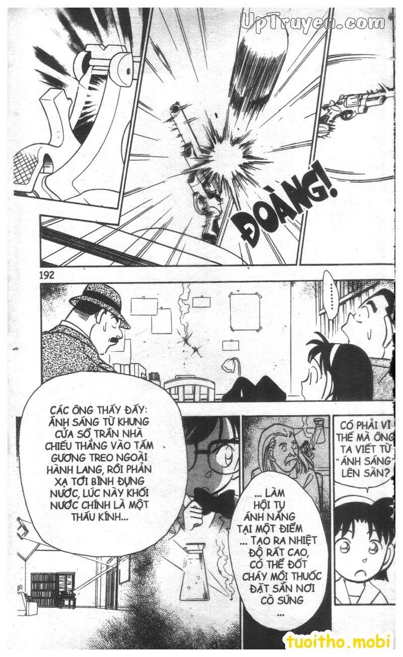 đọc truyện Conan bộ đặc biệt chap 27 trang 19