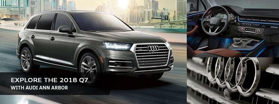 2018 Audi Q7 Review