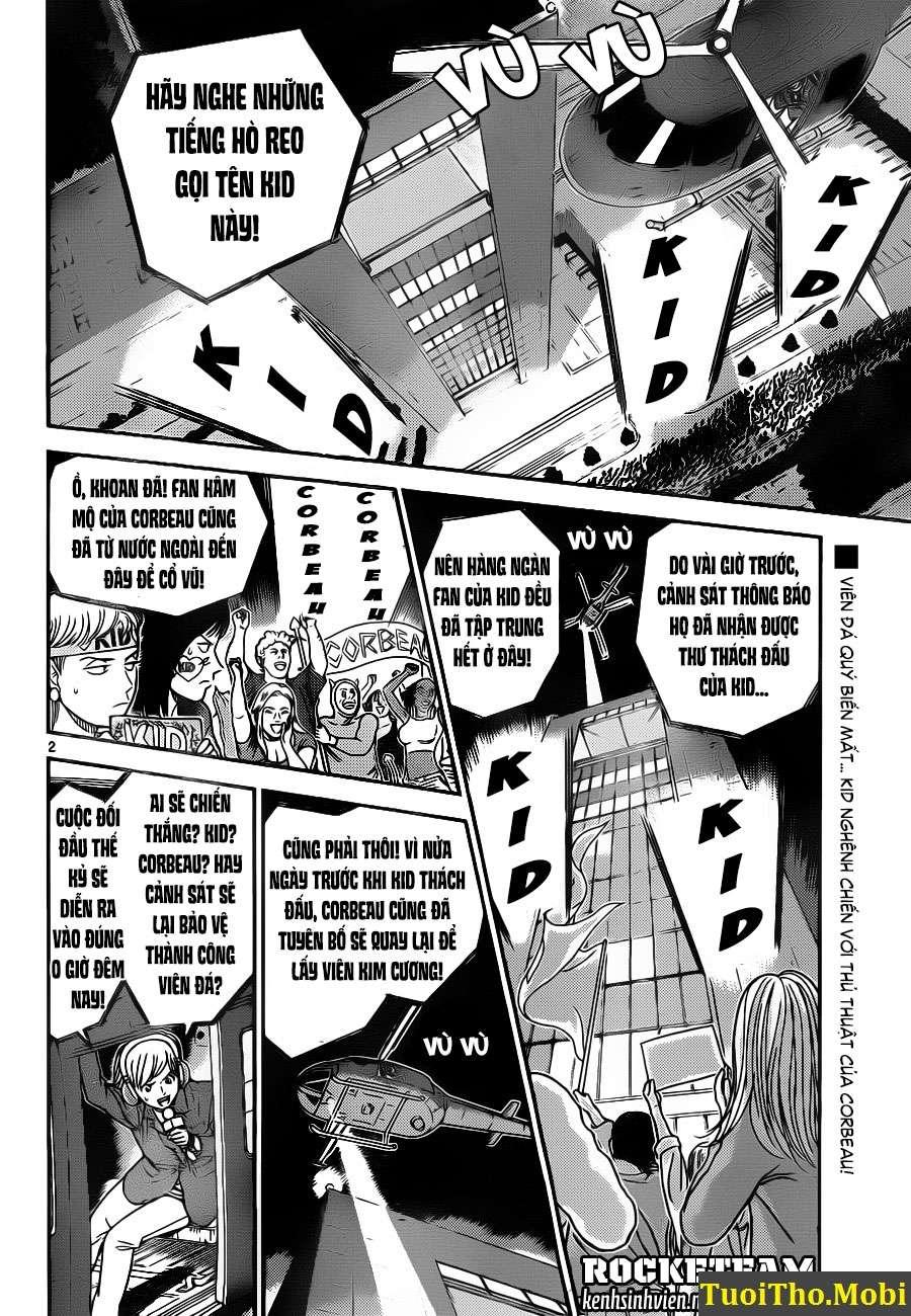 đọc truyện Magic Kaito chap 33 trang 1