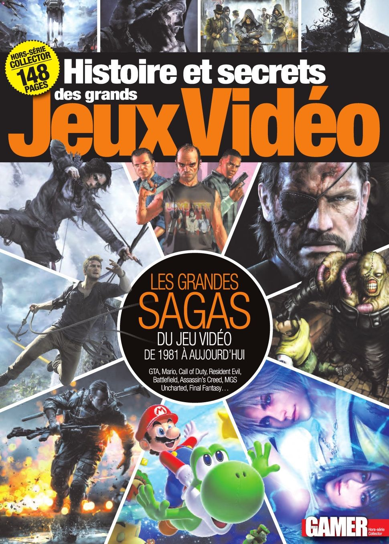 Video Gamer Hors-Série 7 - Eté 2016