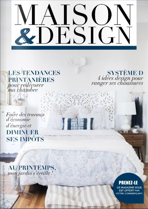 Maison & Design - Mars- Avril 2016
