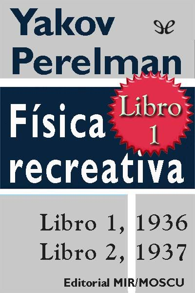 Física recreativa Libro 1