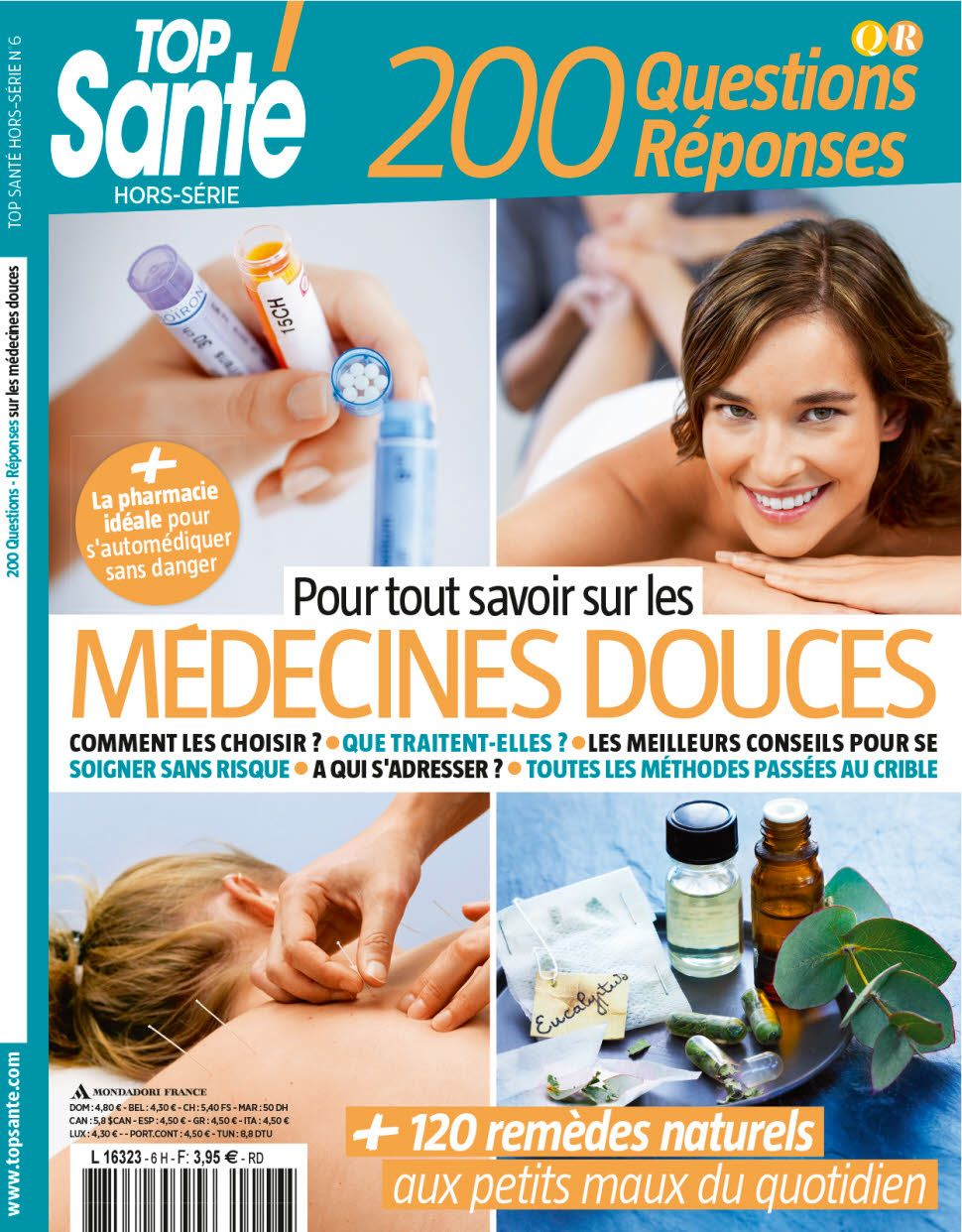 Top Santé Hors-Série 6 - Medecines Douces