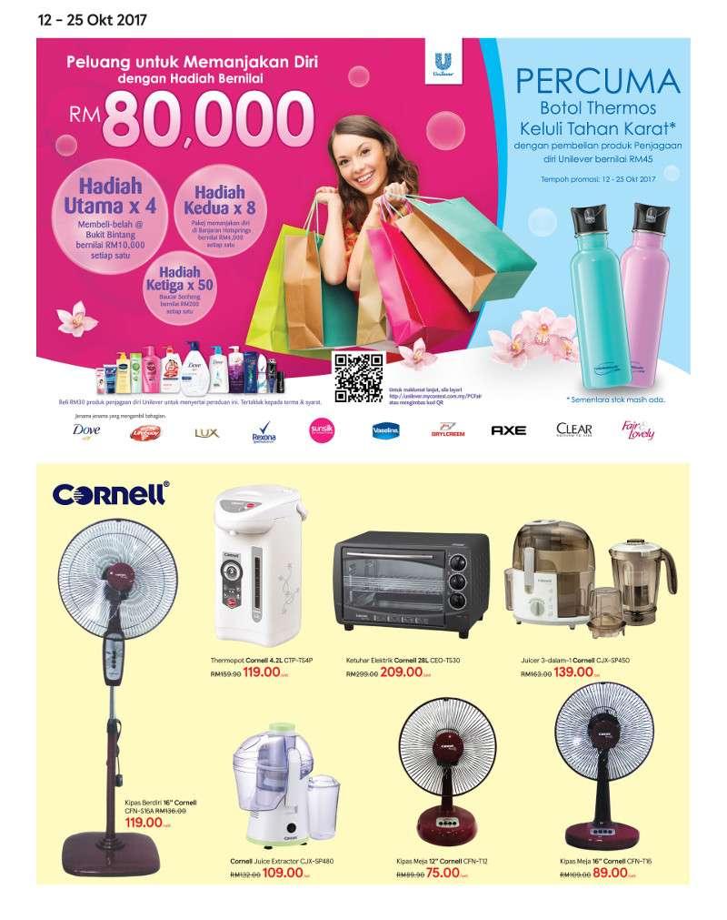 Tesco Malaysia Weekly Catalogue (12 Oct 2017 - 18 Oct 2017)