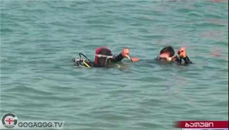 ბათუმში  მაშველები სანაპიროზე 28 წლის მამაკაცს ეძებენ
