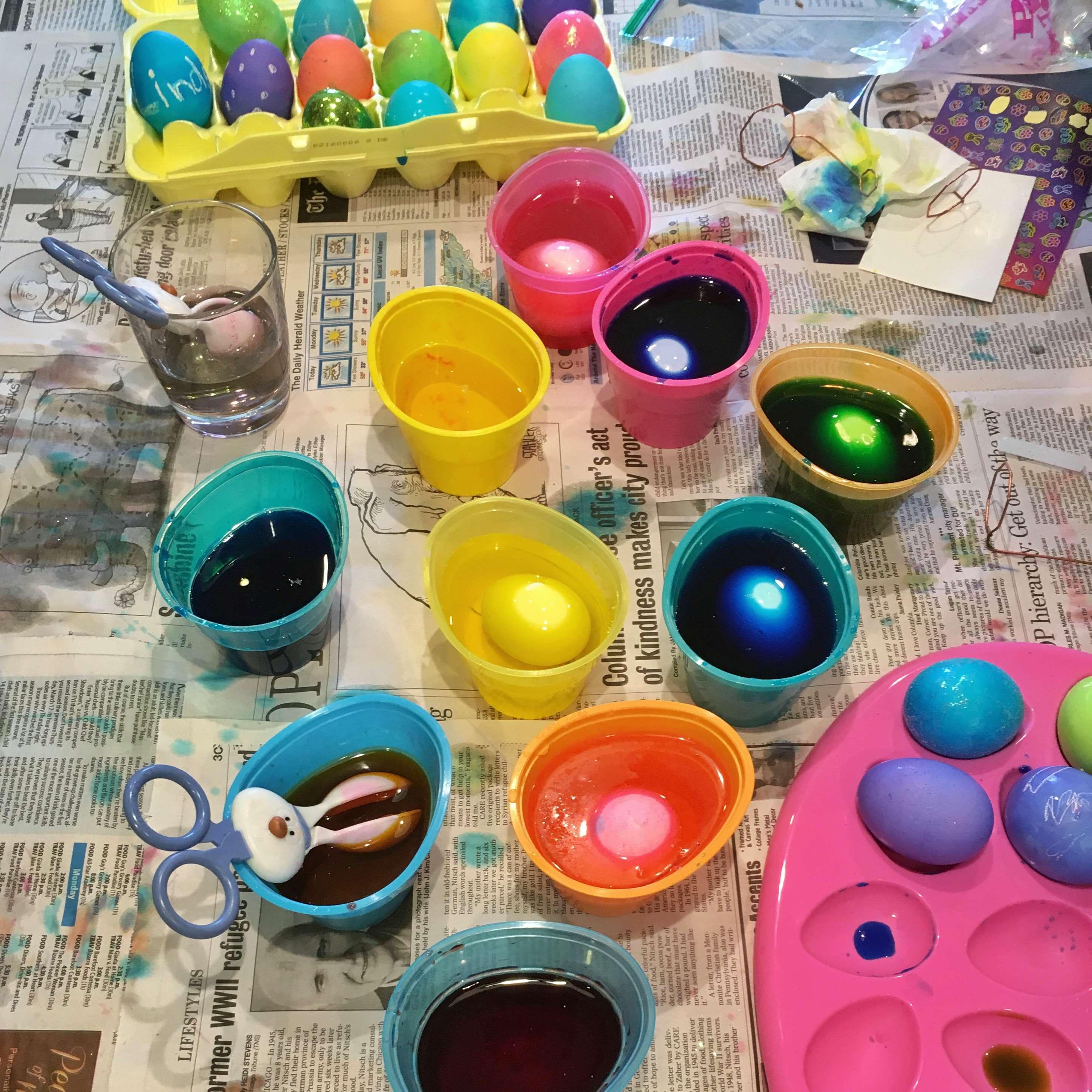 Easter Recap