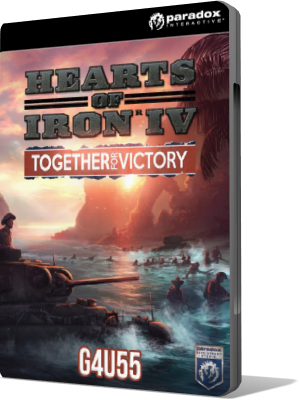 Hearts of Iron IV Together for Victory DOWNLOAD PC ENG (2016)