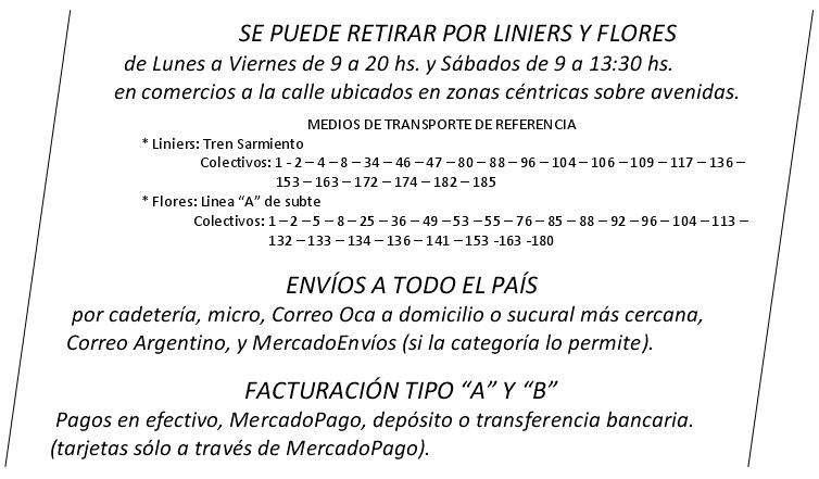 Libbel - Liniers y Flores
