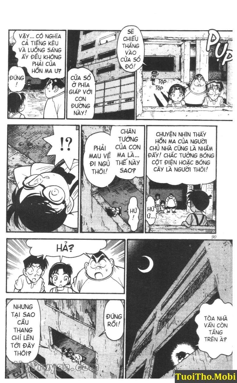 đọc truyện Conan bộ đặc biệt chap 5 trang 7