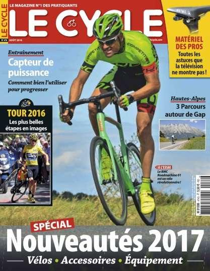 Le Cycle - Août 2016