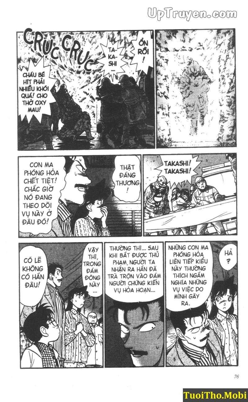 đọc truyện Conan bộ đặc biệt chap 13 trang 3