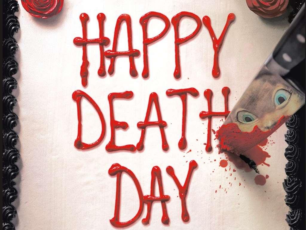 Γενέθλια Θανάτου (Happy Death Day) Quad Poster Πόστερ
