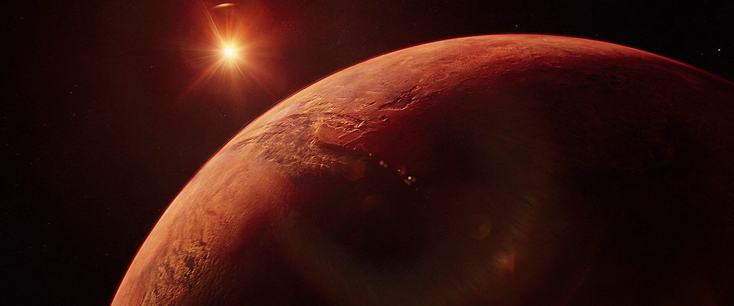Marsietis / The Martian (2015)