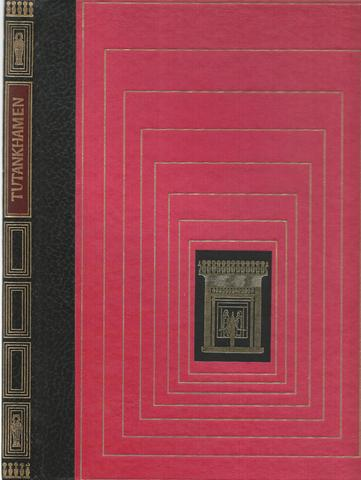 Tutankhamen - illustrated  - King Tut  - Friends of History Special Limited Edition - illustrated, De Gans, Raymonde