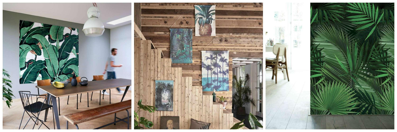 tropische prints