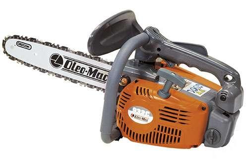 Motosierra Profesional De Uso Rudo Oleo Mac 30.1cc 1.6hp 932
