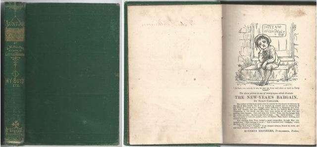 Aunt Jo's Scrap Bag My Boys, Ect. Vol. 1, Alcott, Louisa M.