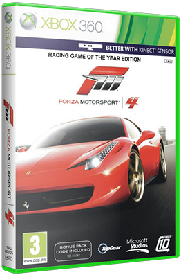 [XBOX360] Forza Motorsport 4 Racing GOTY (2013) - FULL ITA
