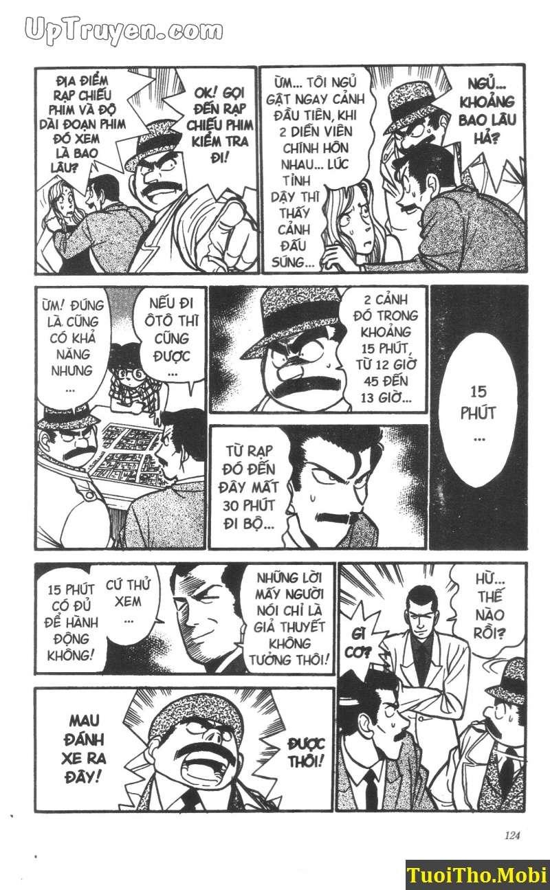 đọc truyện Conan bộ đặc biệt chap 15 trang 9