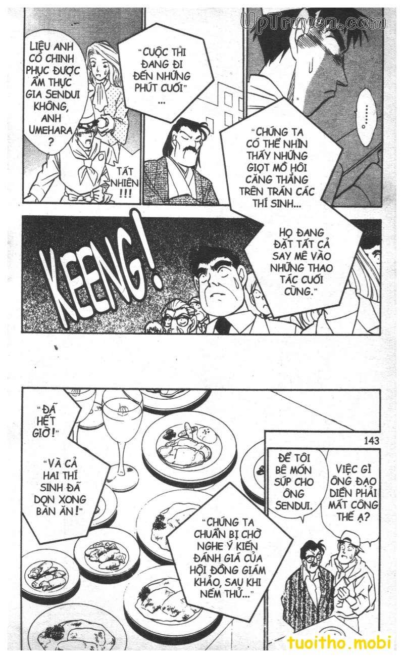 đọc truyện Conan bộ đặc biệt chap 25 trang 10